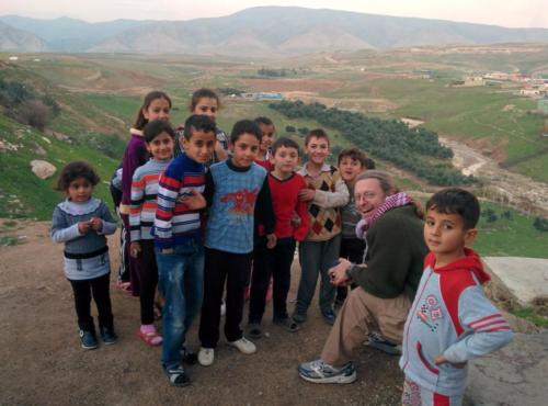 The  Chiildren of Sinjar